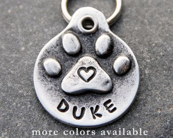 Pets Gifts Personalized Dog Tag for Dog Pet Tag Custom Pet ID Tag Dog ID Tag Pet Accessories Dog Name Tag Handmade Dog Collar Tag Pet ID Tag