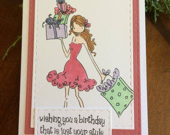 Happy Birthday Card For Son Daughter Child Mickey Mouse Mickey Mouse Wishing Happy Birthday