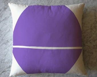 Violet Shape Pillow