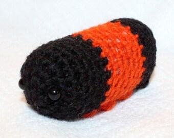 Amigurumi Woolly Bear Caterpillar