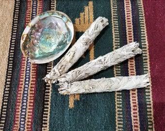 Medium White Sage Bundle (1)