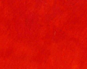 Marcia Derse Palette Cherry Red, 1/2 yard