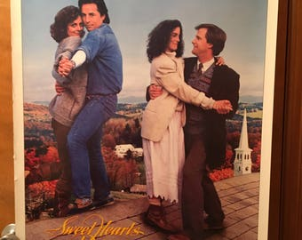 Movie poster, Sweet Hearts Dance with Jeff Daniels.