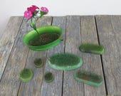 Vintage Flower Frogs, Metal Flower Frogs, Instant Collection, Flower Arranging, Card Holder, Photo Holder, Place Card Holder, Ikebana
