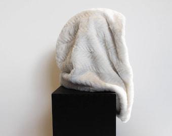 Fuzzy Soft Festival Hood