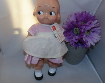 Vintage 1997 Horsman Campbells Soup Kid doll movable arms and legs