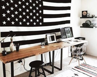 Industrial Modern Reclaimed Desk
