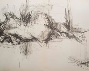 Gerard Fromanger-Paloma allongee-1965 Lithograph