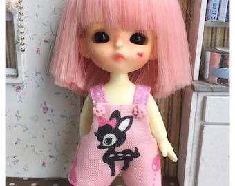 """Lati White Outfit : """"Black Sweet Dear Jumpsuit"""" (Jumpsuit)"""