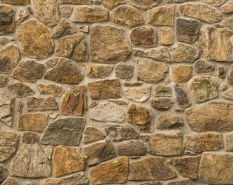 Rugged Rock Wall - Exclusive - Vinyl Photography Backdrop Floordrop Prop