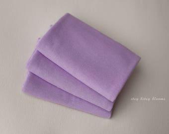 Wisteria Stretch Wrap, Smooth Stretch Wrap, Lilac knit Wrap, Newborn Stretch Wrap, Newborn Photo Prop