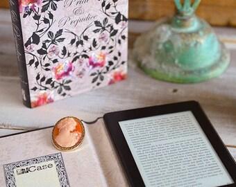20% OFF SALE Kindle Case Pride and Prejudice Book Cover Design