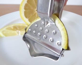 Ritter Citro Patent Rostfrei lemon slice squeezer, citrus juicer