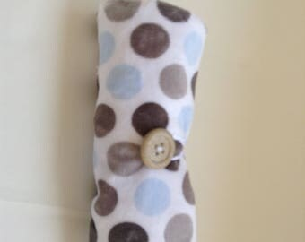 Minky Changing pad / Diaper change pad / Waterproof pad / Baby items / Diaperbag Pad /Baby shower gift / washable Changing pad /