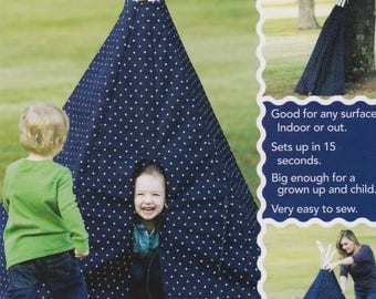 Terrific Teepees, Sew Baby, Inc., DIY Sewing Pattern