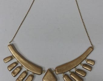 Zelda golden bird necklace
