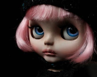 Ooak Custom  Blythe Art Doll  Tanith  by Iriscustom