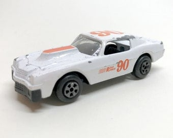 Vintage Ertl Hardee's Road Runner 70's Pontiac Firebird Trans Am #90 Race Car