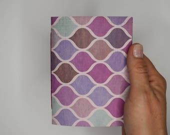 Mini libreta Geometric Designe