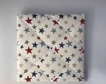 Square stars memo board