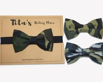 Camo bow tie etsy camouflage tie camo bow tie men bow tie wedding bow tie military ccuart Images