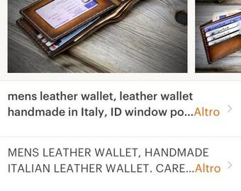 Custom wallet for alora