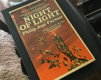 Night of Light by Philip Farmer science fiction