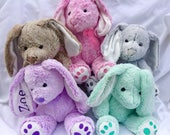 """Personalized Bunnies! 14"""""""