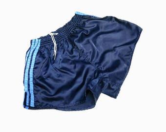 Vintage Adidas Glazed Shorts | Size L | West Germany