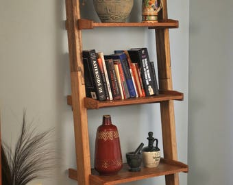Labber bookshelf with Special Walnut stain