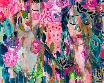 Fine Art Print: Soul Sisters