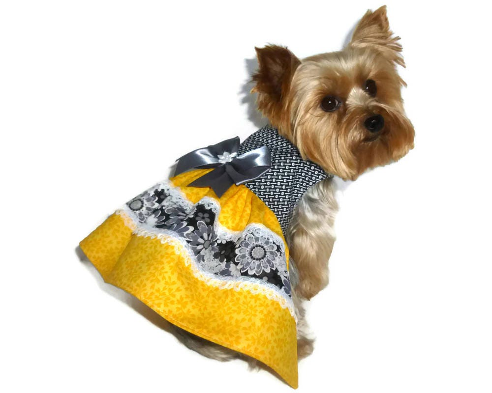 Abbi Lyn Dog Dress Pattern 1712 Xxsmall Amp Xsmall Dog