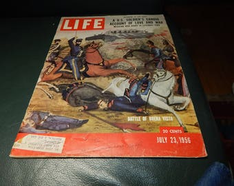 LIFE magazine A US soldier's candid account of love and war, beginning issue, 1956