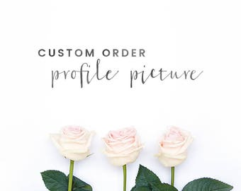Add on: A profile picture format (Square or stacked)