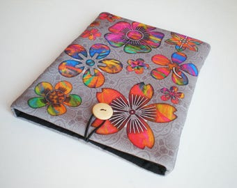 iPad case, iPad Air sleeve, flowers, Tablet case, Galaxy Tab sleeve, iPad sleeve, eReader case, Tablet sleeve, iPad sleeve, iPad case