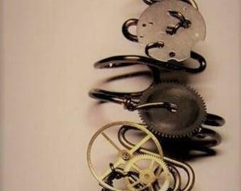 Steampunk jewelry,dartz yugioh,seal of orichalcos,Dartz Head band,Anime,Larping,LARP,Japanese manga, princess rosa, endant for trina,