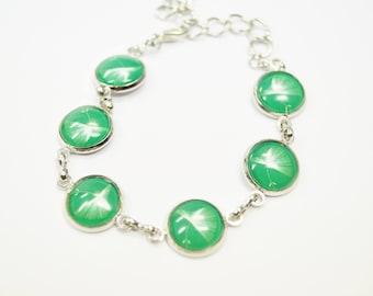Bracelet dandelion