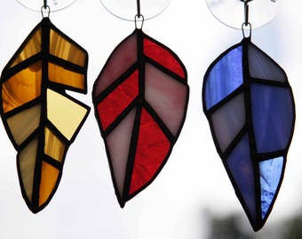 Stained Glass Suncatcher/Ornament