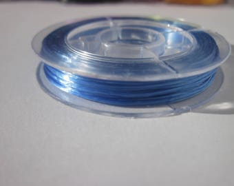 roll of 12 m of fine colored elastic thread (A37)