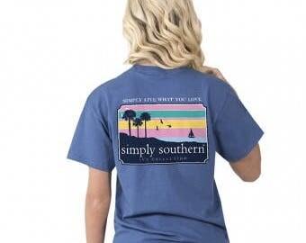 Simply Southern® PREPPYSCENE-MOONRISE