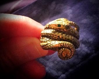 Vendome Snake Ring - Rare & Fabulous