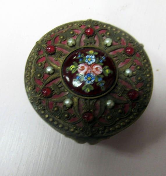 Antique compact