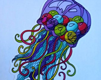 Gumball Jellyfish