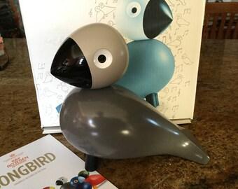Danish Modern Kay Bojesen Teak Songbird