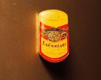 Vintage Budweiser enamel pin
