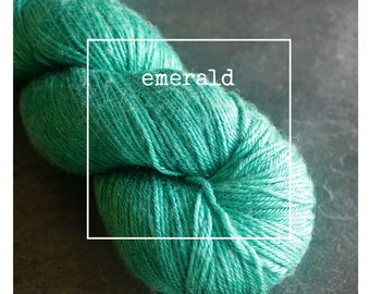 Snake Charmer in Emerald