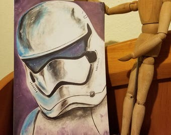 Star Wars storm trooper prints