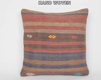 red kilim pillow designing kilim pillow cover wool kilim pillowcase khelim kilim cushion as described turkish pillow interior kilim D3947