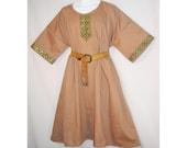 Sz 3X Medieval Cotton Norman, Saxon, or Viking Tunic SCA, LARP