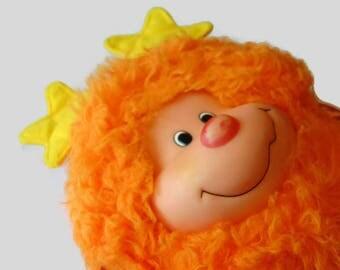 Orange Sprite, O.J., Rainbow Brite, 80s Toys, Rainbow Brite Doll, Plushie, Retro Toys, Rainbow Bright, Orange Sprite, Vintage Toys, 80s
